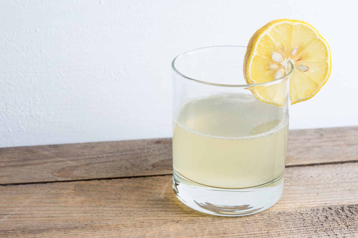 health benefits of lemon and salt water